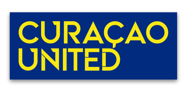The official logo of Curacao United.