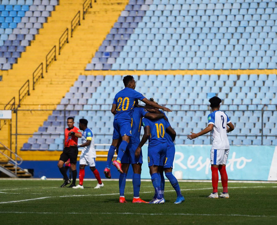 The Curacao national team won their first CONCACAF match, qualifying for the World Cup.